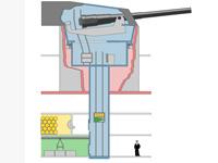 舰炮弹药装填系统