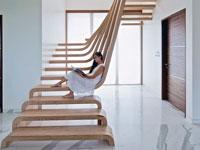 创意悬挂楼梯