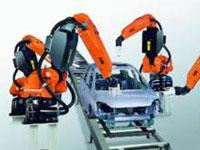特斯拉机器人梦工厂