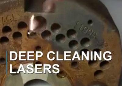 激光除锈(清洗)技术的应用案例