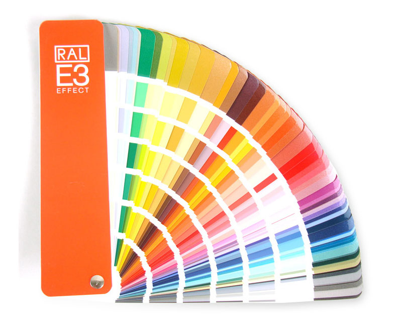 RAL色卡 劳尔色卡 国际标准色标卡 颜色定义