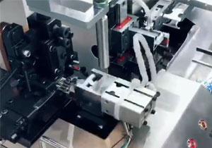 全自动压线端子机