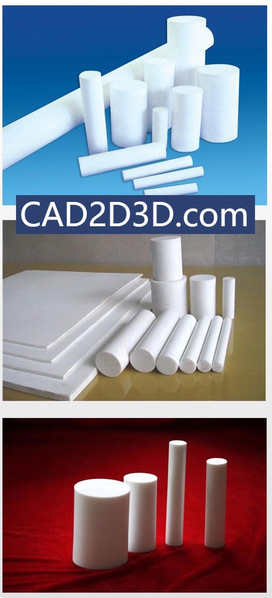 聚四氟乙烯板(PTFE)性能特点及应用范围