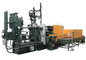 铝合金压铸机器人上下料及风冷切边自动化系统问题点及设计注意事项