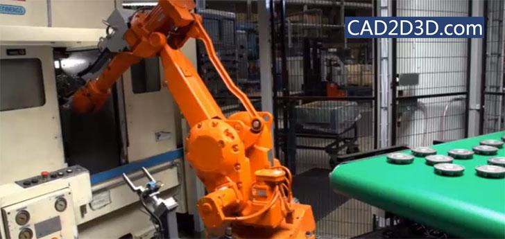 机加工单元工件上下料自动化存在的问题点及解决方法