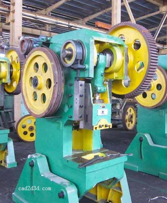 机械式压力机 电动螺旋压力机的区别