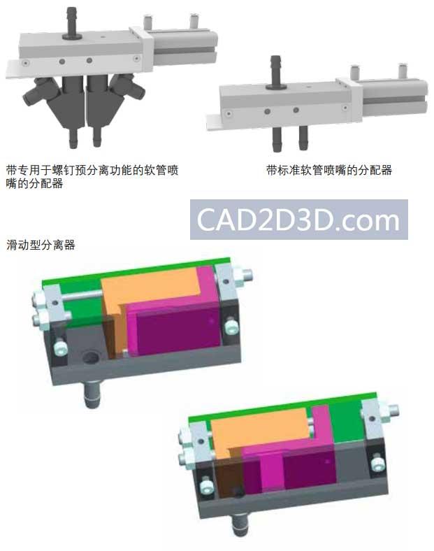 螺钉自动送料系统(振动盘、涧槽式、线型导轨送料机)结构原理及选型指导