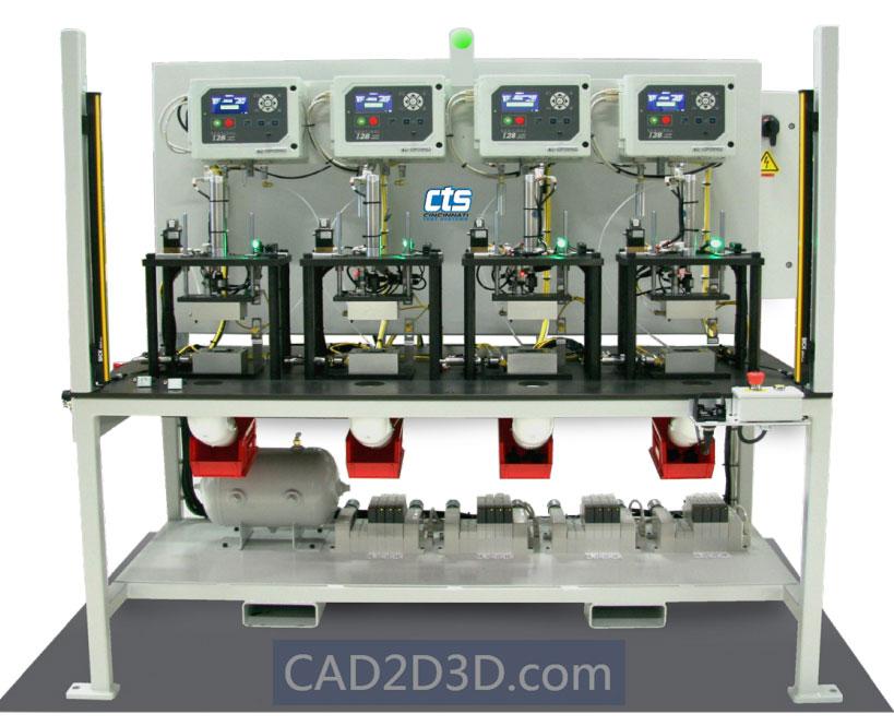 空气泄漏测试原理、仪器设备、参数