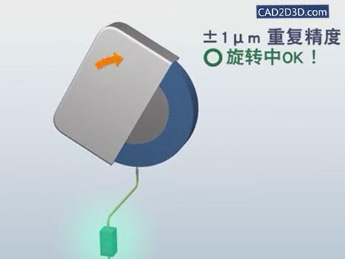 精密气压式传感器在数控磨床上的应用:砂轮磨损检测