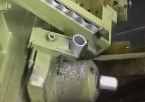 冲压自动取件手爪(弹簧自动卡紧 压机驱动)