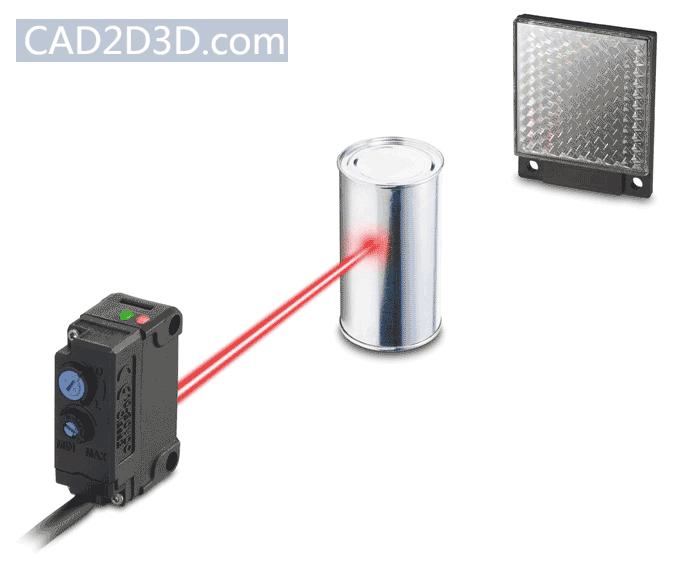 光电传感器的检测原理、特点、类型分类