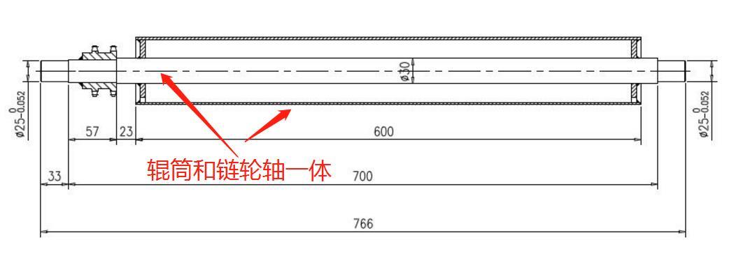 积放式辊筒缓存输送线内部结构及原理