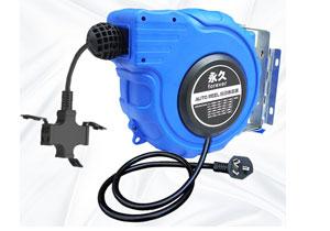 电鼓 卷线器自动伸缩卷管器 绕管器 电缆回收器