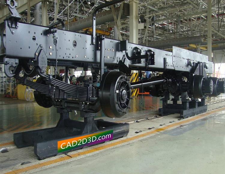 滑橇输送机内部结构及运行原理
