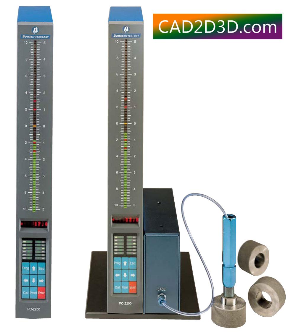 BOWERS(宝禾易克)高精度内径测量仪