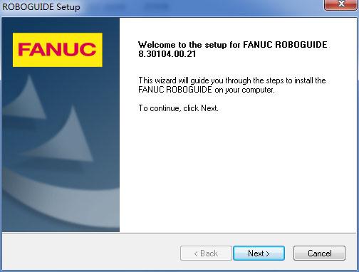 发那科FANUC机器人 ROBOGUIDE 离线编程软件 免费下载