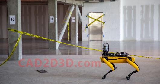 美国波士顿动力公司SPOT机器狗技术配置及应用场景 附视频