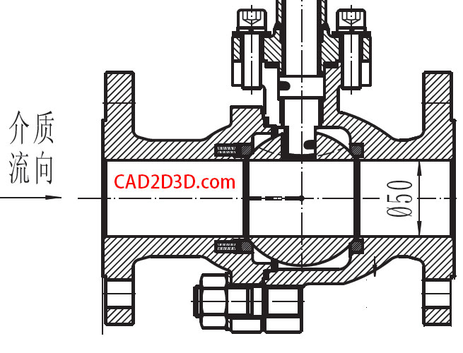 低温球阀技术规范及技术要求