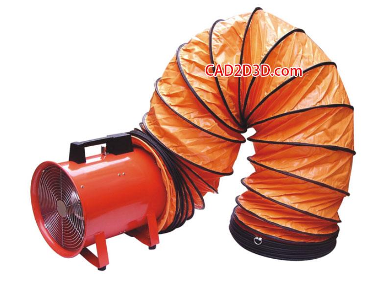 轴流风机和离心风机的区别联系