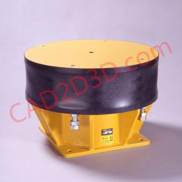 金属成型设备(锤锻、压力机)隔振减震解决方案