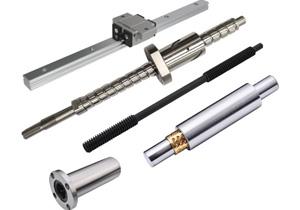 工业自动化行业直线运动部件大全(导轨、轴承、衬套、丝杠、导向轴)