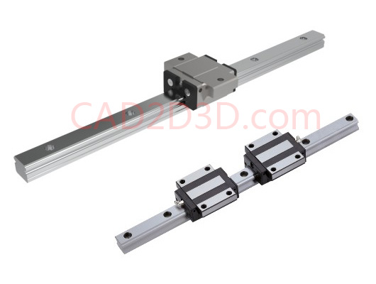 工业自动化行业直线运动部件不全(导轨、轴承、衬套、丝杠、导向轴)