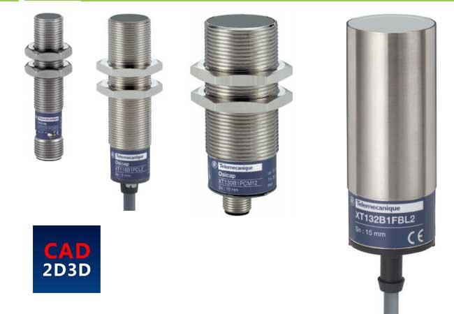 电容式接近传感器原理及应用案例