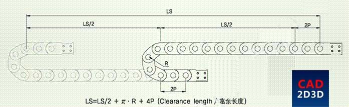 拖链种类及选型步骤方法