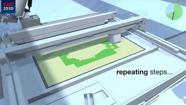 砂芯3D打印的方法,古老产业与新兴技法的碰撞,让铸造焕发新机