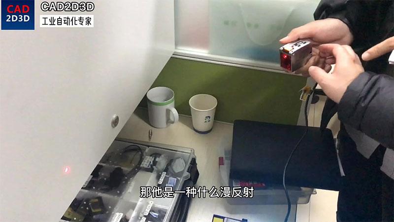 差距太大了,日本激光测距仪,通过光速测距,精度高达3毫米