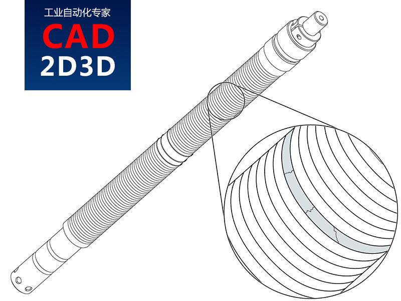 机床电主轴内部结构,刀具刀柄如何与主轴连接,如何实现快速换刀