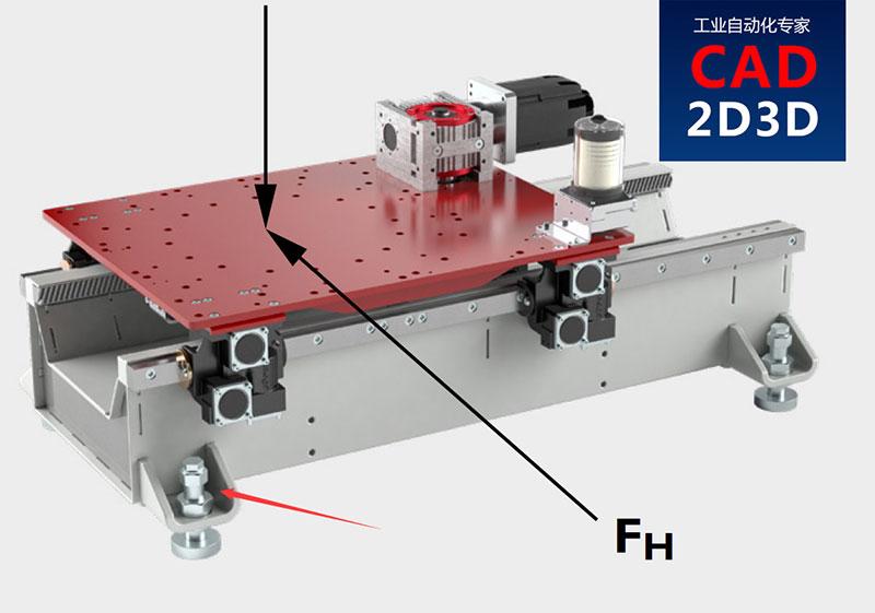 桁架机械手、地轨等设备对地面基础的要求及安装调平方法