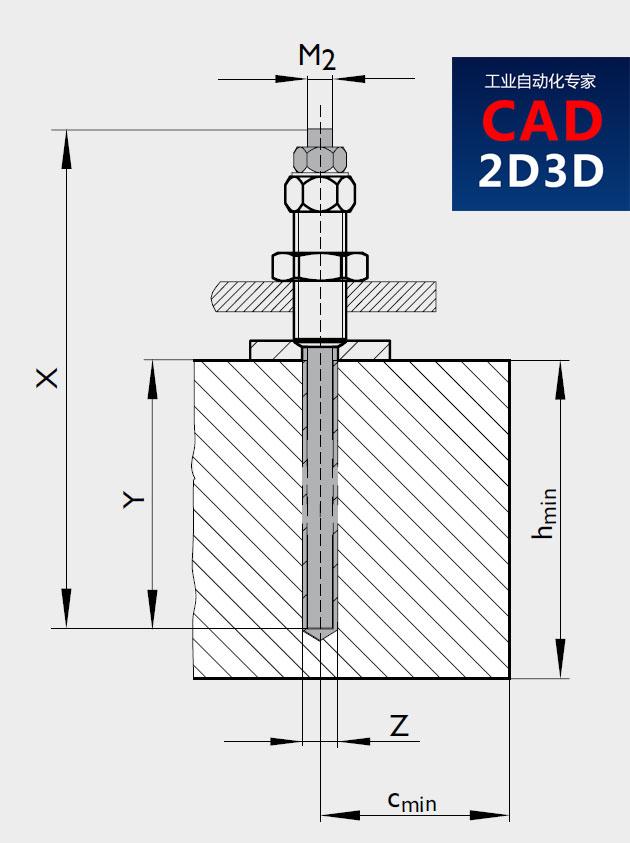 桁架机械手地面基础要求及安装调平方法