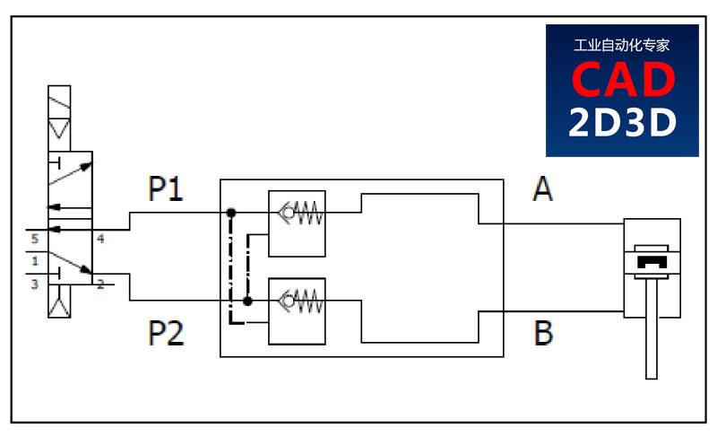 保压阀内部构造和原理,气缸断气自动保压,防止工件掉落